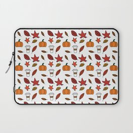Fall pattern Laptop Sleeve