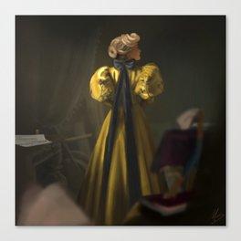 Edith Canvas Print