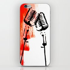 Lets Duet iPhone & iPod Skin