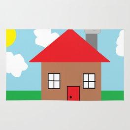 Paint House Rug