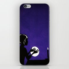 the fortune teller iPhone & iPod Skin