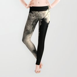 Smoke in the night Leggings