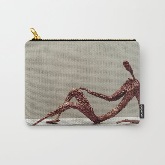 Supine by Shimon Drory Carry-All Pouch
