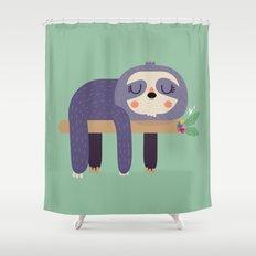 Perezosa Shower Curtain