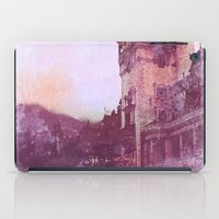 castle iPad Cases featuring Castle by Nechifor Ionut