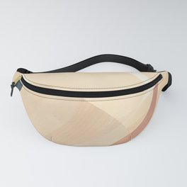 Converging Path Fanny Pack