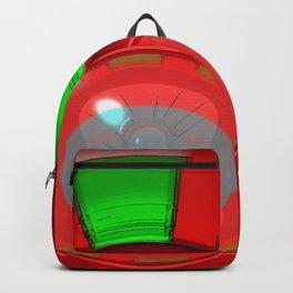 Red Eye Backpack