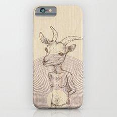 It's a Goat! iPhone 6s Slim Case