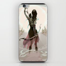 The last chance iPhone Skin