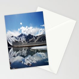 Kunlun Mountains  Stationery Cards