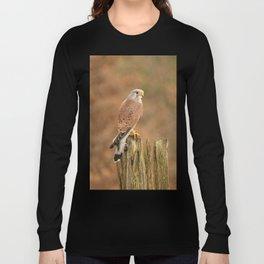 Perched Raptor Long Sleeve T-shirt