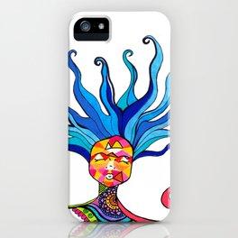 sueña iPhone Case