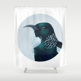 Tui In Circle Shower Curtain