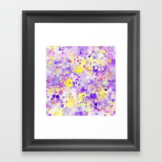 Floral Spirit 2 Framed Art Print