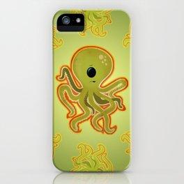 CYCLOCTOPUS iPhone Case