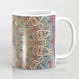 Gentle Touch Mandala Art Coffee Mug