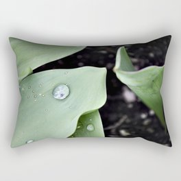Morning Dew Rectangular Pillow