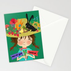 Now eat your heart out Stationery Cards