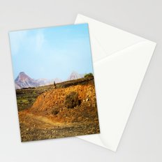 Stones and Mountains Stationery Cards
