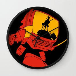Canti Fooly Cooly Wall Clock
