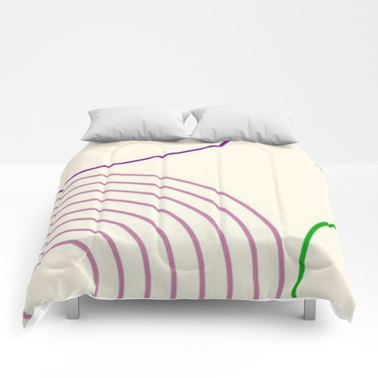 Motif circulaire Comforters