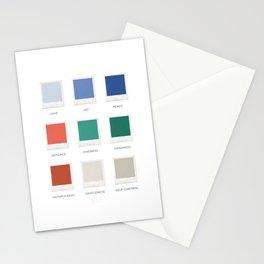 Fruit of the Spirit Color Palette Stationery Cards