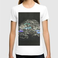 cars T-shirts featuring Cars by Alyssa Dennis