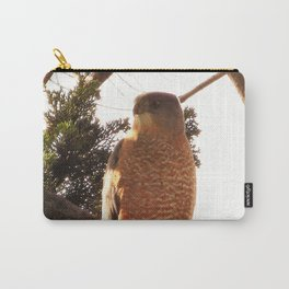 Al the Cooper's Hawk Carry-All Pouch