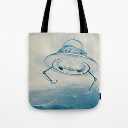 UFO III Tote Bag