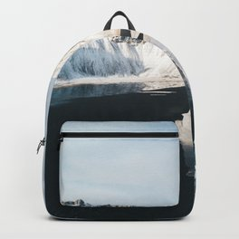 Iceland Mountain Beach - Landscape Photography Backpack