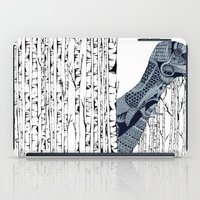 dino iPad Cases featuring dino by lille-lle