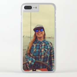 Homie Clear iPhone Case
