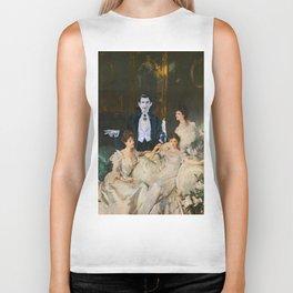 Dracula and the Wyndham Brides Biker Tank