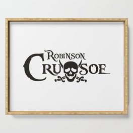 Crusoe Serving Tray