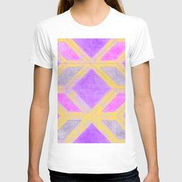 Harlequin Pattern - Colorful Boho CHic T-shirt