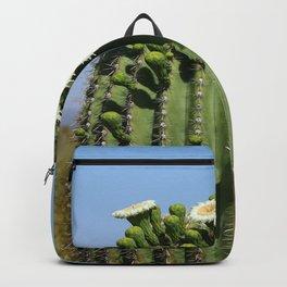 Beautiful Saguaro Blossoms Backpack