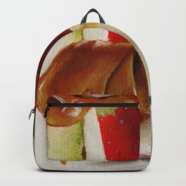 Caramel Apple Backpack