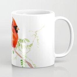 Cardinal Bird Coffee Mug