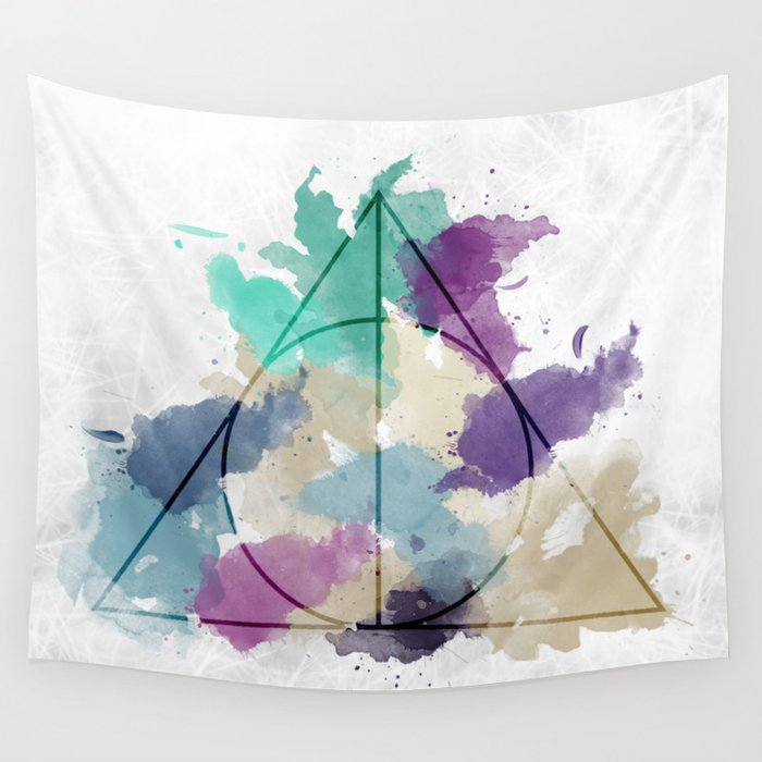 The Gifts Wall Tapestry