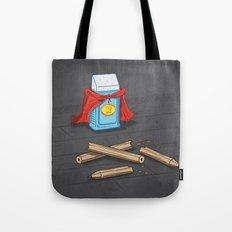 Super Rubber Tote Bag