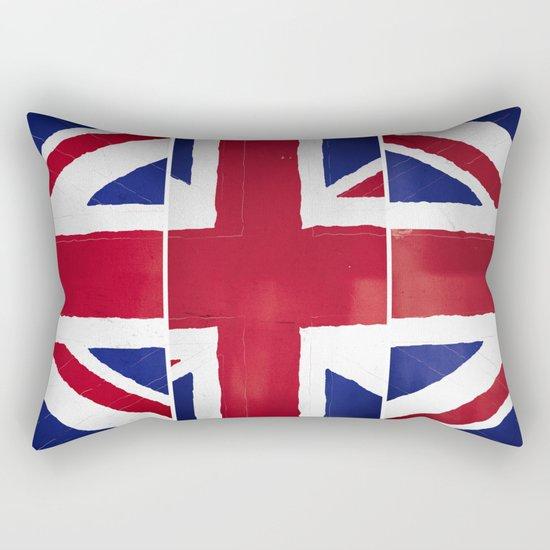Brexit UK Rectangular Pillow