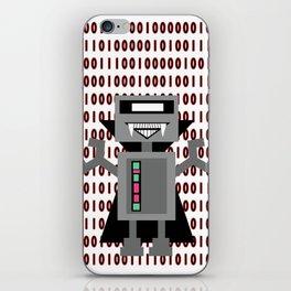 Vampire Robot - Zero & Ones (special Edition) iPhone Skin