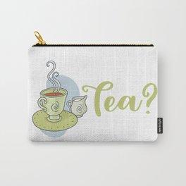 Tea? Carry-All Pouch