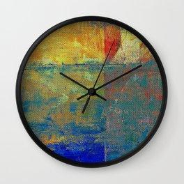 Piccolo Regata Wall Clock