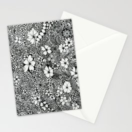 Dots In The Wind Stationery Cards