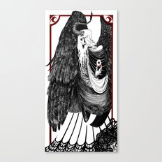 L'Ange du Malheur  Canvas Print