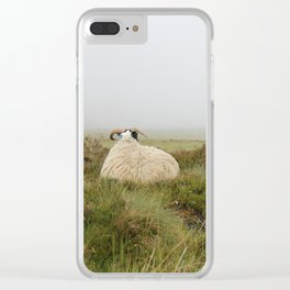This is Scotland Clear iPhone Case