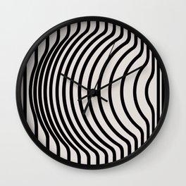 Dimension II Wall Clock