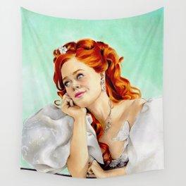 Princess Gisele (enchanted) Wall Tapestry