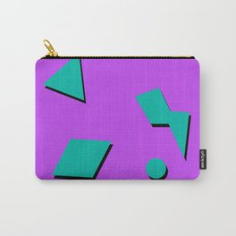 Pop Tart 90s Pattern Carry-All Pouch